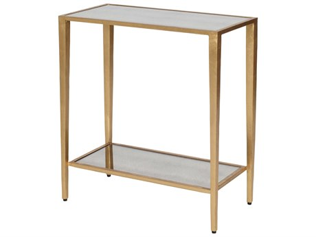 Worlds Away 20'' Wide Rectangular End Table