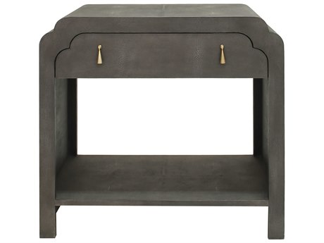 Worlds Away 32'' Wide Rectangular End Table WANANCYDGS