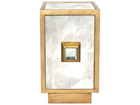 Worlds Away 17'' Wide Rectangular End Table
