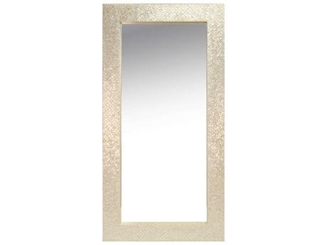 Worlds Away Floor Mirror