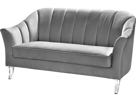 Worlds Away Loveseat Sofa