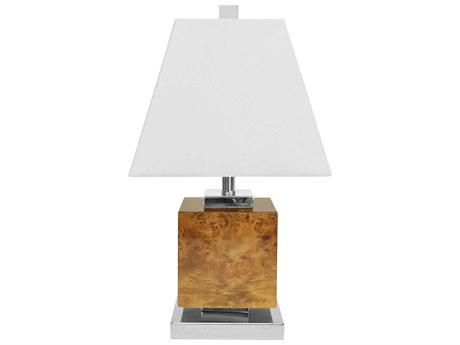 Worlds Away Table Lamp