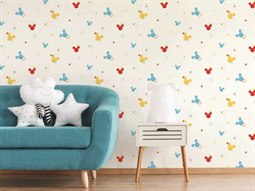 York Wallcoverings Disney Kids Vol 4 Collection