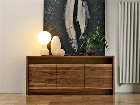 YumanMod Amis Natural Walnut Buffet YMCNA150