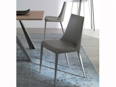 YumanMod Apollo Eco-Leather Side Dining Chair (Sold in 2)