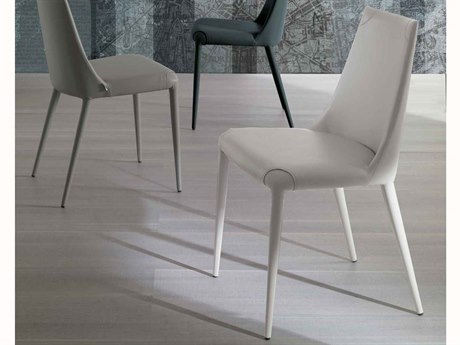 YumanMod Apollo Eco-Nabuk Side Dining Chair (Sold in 2)