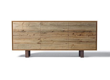 YumanMod Argon Natural Walnut Buffet YMCNA143
