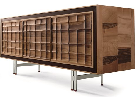 YumanMod Aston Natural Walnut Buffet YMCNA113