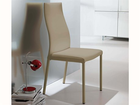 YumanMod Bali Eco-Leather Side Dining Chair (Sold in 2)