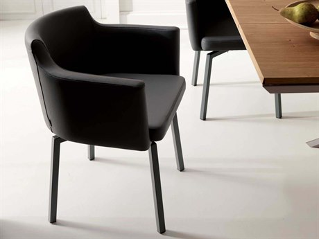YumanMod Boss Side Swivel Dining Chair