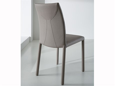 YumanMod Chris Eco-Leather Side Dining Chair (Sold in 2)