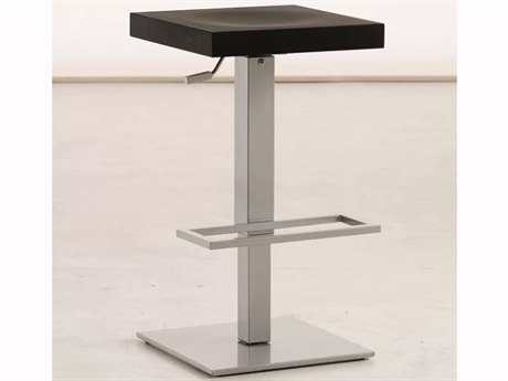 YumanMod Cult Lacquered Side Adjustable Bar Height Stool YMSD030802