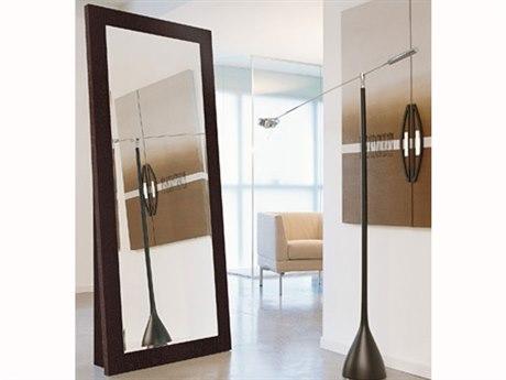 YumanMod Enter Wenge Floor Mirror
