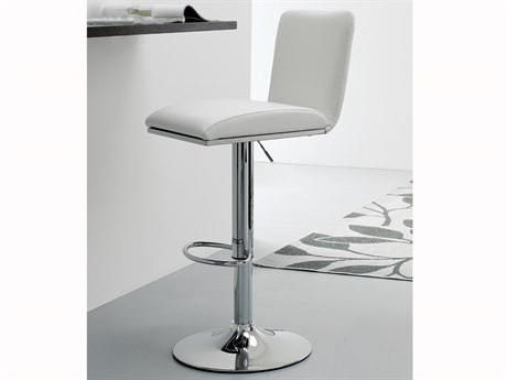 YumanMod Lin Side Adjustable Swivel Bar Height Stool YMPR030501D