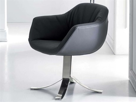 YumanMod Nelly Arm Swivel Dining Chair