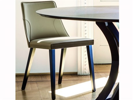 YumanMod Nora Wenge Side Dining Chair (Sold in 4)