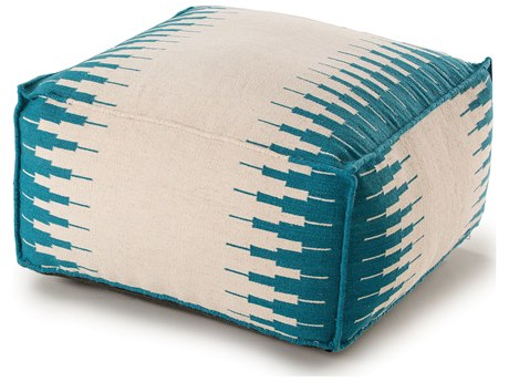 YumanMod Ottoman White / Blue YMET3147070101