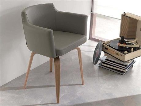 YumanMod Robert Arm Swivel Dining Chair