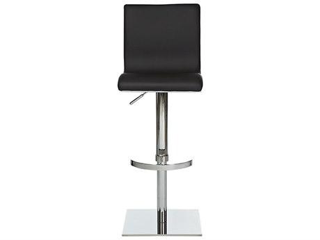 YumanMod Smooth Side Adjustable Swivel Bar Height Stool