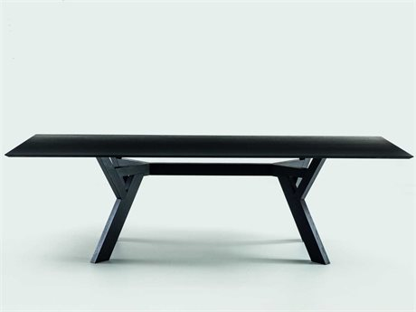Yumanmod Theodosia Dark Oak Rectangular Dining Table