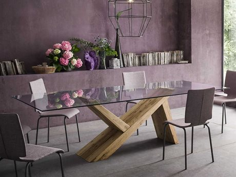 YumanMod Tokio Rectangular Dining Table YMSD0120
