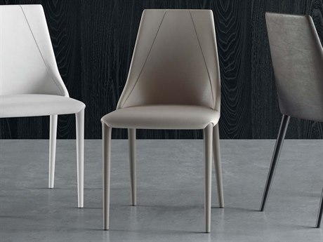 YumanMod Vally Eco Nabuk Side Dining Chair (Sold in 2)