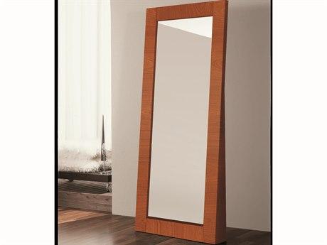 YumanMod Wynd Cherry Floor Mirror