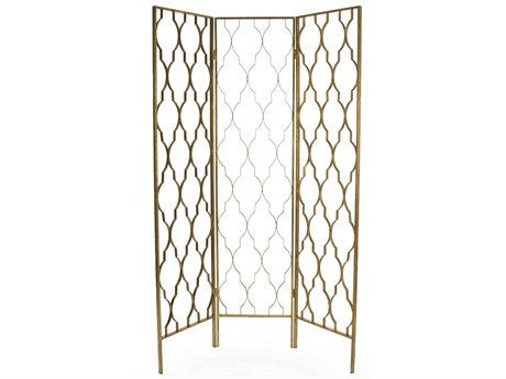 Zentique 3 Panel Room Divider ZENLIBJ161026