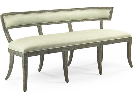Zentique Accent Bench ZENLISH1418130SGREEN