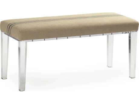 Zentique Accent Bench ZENZMA002A033BLUESTRIPE