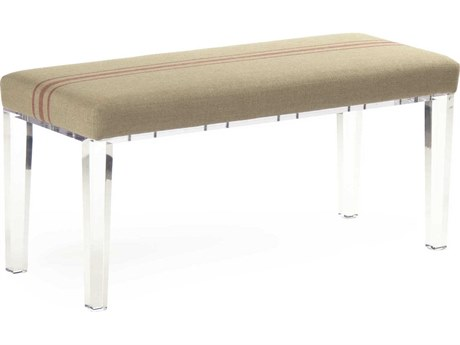 Zentique Accent Bench ZENZMA002A034REDSTRIPE