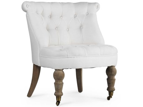 Zentique Rolling Accent Chair ZENCF003E272IW90