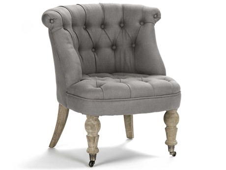 Zentique Rolling Accent Chair ZENCF003ZE272A048
