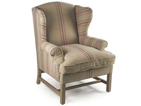 Zentique Accent Chair ZENCF090E2553A034REDSTRIPE