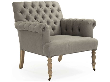 Zentique Rolling Accent Chair ZENZEN026E272A048