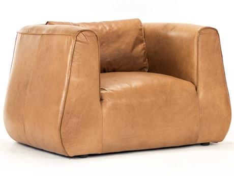 Zentique Tan Accent Chair ZENZVD018