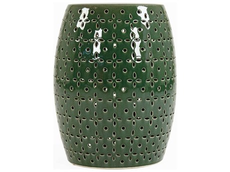 Zentique Accent Stool ZENJW150015TEAL