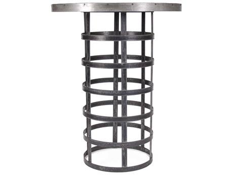 Zentique 36'' Wide Round Bar Height Dining Table ZEN1018