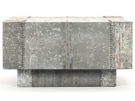 Zentique 36'' Wide Square Coffee Table ZEN1027