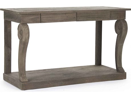 Zentique Weathered 51'' Wide Rectangular Console Table