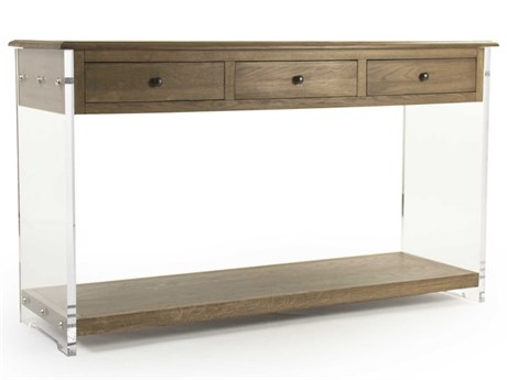 Zentique 55'' Wide Rectangular Console Table