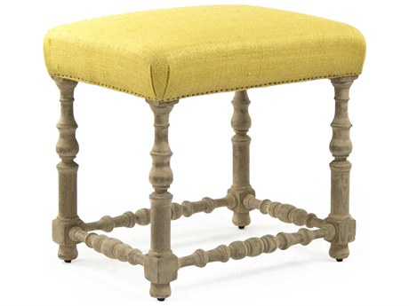 Zentique Side Counter Height Stool ZENLISH121888ACOUNTERYELLOW