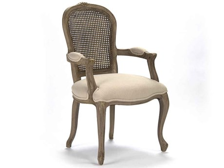 Zentique Arm Dining Chair