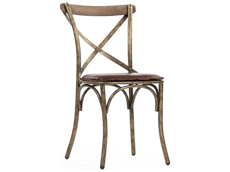 Zentique Side Dining Chair ZENPF31BRONZE