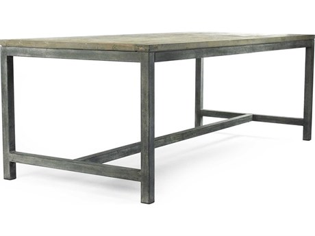 Zentique 87'' Wide Rectangular Dining Table