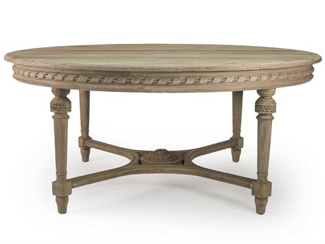 Zentique 70'' Wide Round Dining Table
