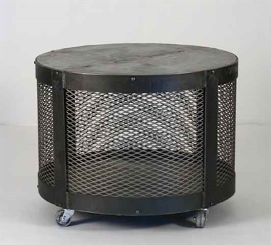Zentique 24'' Wide Round End Table