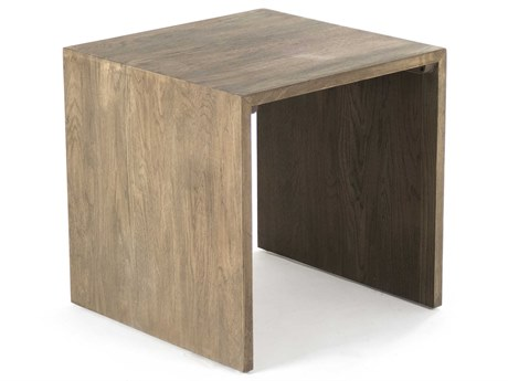 Zentique 21'' Wide Square End Table ZENZEN10055