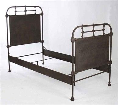 Zentique Twin Panel Bed ZENHS028