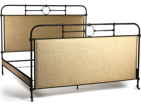 Zentique King Panel Bed ZENHS063